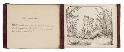 Lot 566 - Manuscript. Merry Elves, circa 1870