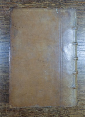 Lot 202-Bracton (Henry de). De legibus Angliae, 1st edition, 1569, ex libris Daniel Dun