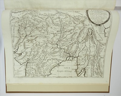 Lot 143-Rossi (Giacomo Giovanni de). Atlas Mercurio Geografico, circa 1692