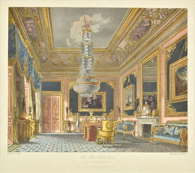 Lot 94 - British topographical views. A collection of approximately 110 prints, 18th & 19th century