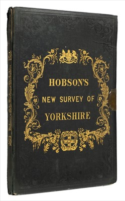 Lot 89 - Yorkshire. Hobson (William Colling), Yorkshire, 1844