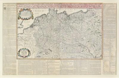 Lot 39 - Germany & Northern Europe. Tavernier (Melchior), 1638