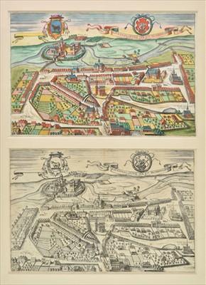 Lot 65 - Poland. Braun (Georg & Hogenberg Frans), Lovicensis Civitas, circa 1617