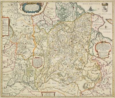 Lot 62 - Poland & Lithuania. Blaeu (Johannes), Magni Ducatus Lithuaniae et Regionum..., circa 1664