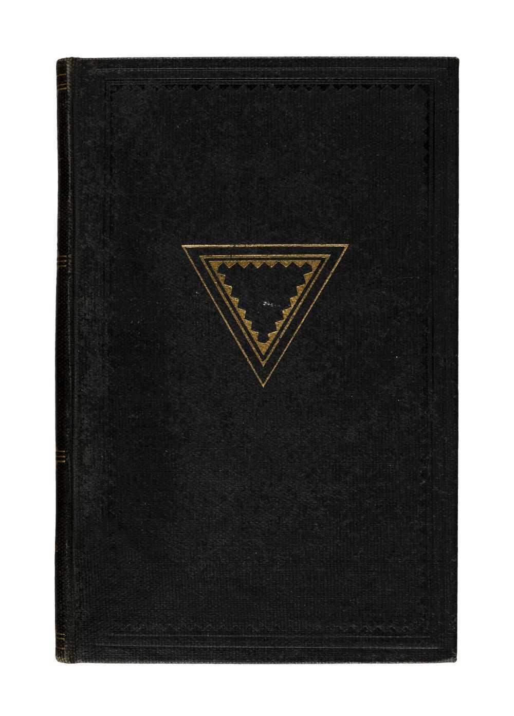 Lot 836-Joyce (James). Anna Livia Plurabelle, 1st edition, New York, 1928