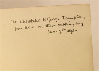 Lot 783 - Kelmscott Press. The Order of Chivalry, Kelmscott Press, 1893