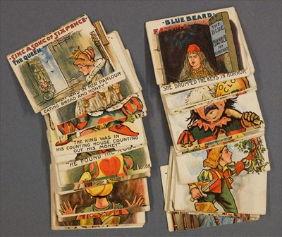 Lot 545-Playing cards. Fairy Legend Misfitz, London: C.W. Faulkner & Co. Ltd., circa 1910
