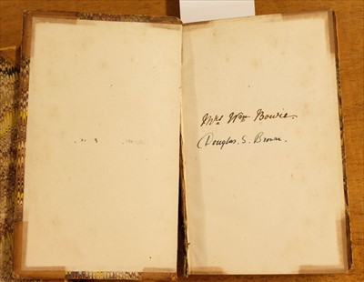 Lot 529-Dumas (Alexandre). The Count of Monte Christo, 1st edition in English, Belfast, 1846