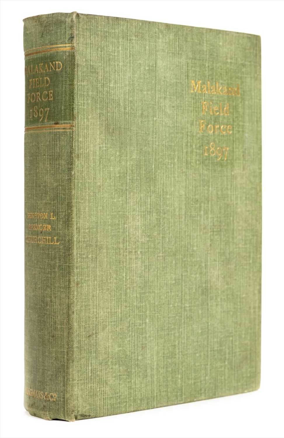 Churchill (Winston Spencer). The Story of the Malakand Field Force, 1898