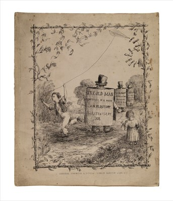 Lot 563 - Feminism. The Old Man Who Lived in a Wood, Illustrated by JFM, Edinburgh, [1852]