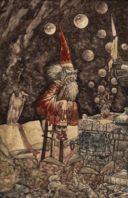 Lot 669 - Folkard (Charles, 1878-1963). The Wizard's Enchantments