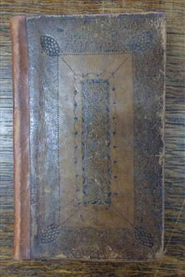Lot 317-Mandeville (Bernard). The Fable of the Bees, 1st edition, 1714