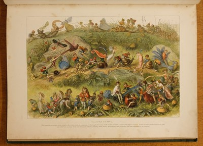 Lot 611 - Doyle (Richard). In Fairyland. A Series of Pictures from the Elf-World... , 1st edition, 1870