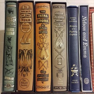 Lot 426 - Folio Society. 106 volumes