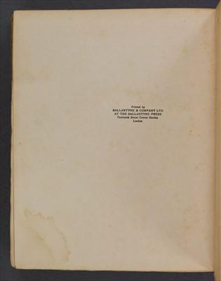 Lot 613 - Dulac (Edmund, illustrator). Rubaiyat of Omar Khayyam, [1909]