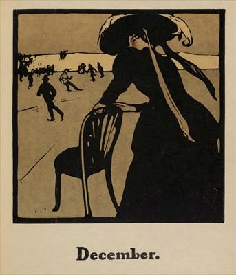 Lot 640 - Nicholson (William). An Almanac of Twelve Sports, 1898