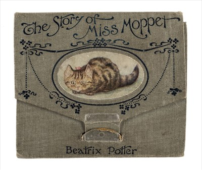 Lot 646 - Potter (Beatrix). The Story of Miss Moppet, [1906]