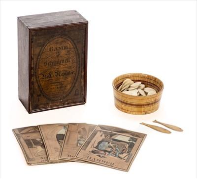 Lot 547 - Schimmell. The Game of Schimmell, or Bell & Hammer, London: J. Buckland, 1816