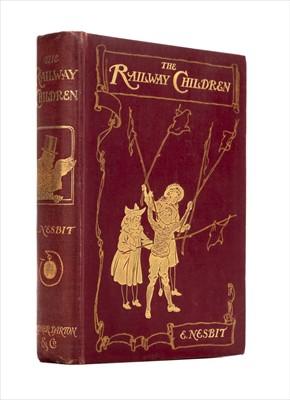 Lot 639 - Nesbit (Edith). The Railway Children, 1st edition, 1906