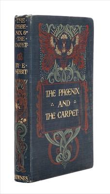 Lot 638 - Nesbit (Edith). The Phoenix and the Carpet, 1st edition, George Newnes, [1904]
