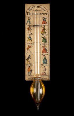 Lot 552 - Erotica. A trinket box, early-mid 19th century