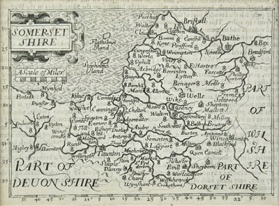 Lot 79 - South West England. Bill (John), Somersetshire, 1626