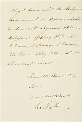 Lot 389 - Wellington (Arthur Wellesley, 1st Duke, 1769-1852)