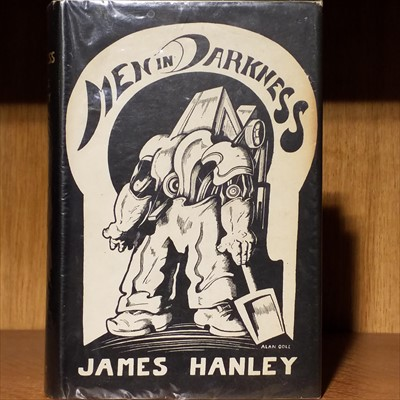 Lot 428 - Hanley (James). Men in Darkness, 1st edition, 1931