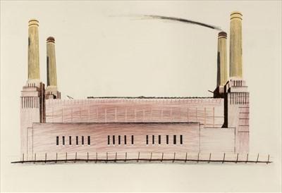Lot 625 - Harte (Glynn Boyd). Temples of Power, Cygnet Press, 1979