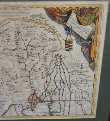 Lot 47 - India. Coronelli (Vincenzo Maria), Impero Del Gran Mogol, circa 1700