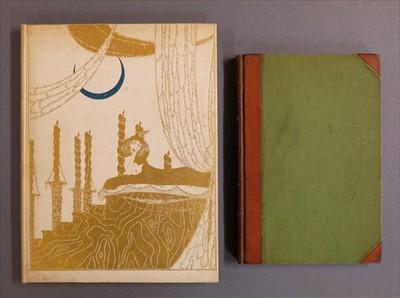 Lot 658 - Voight (Hans Henning, 'Alastair'). The Sphinx, by Oscar Wilde, London & New York, 1920