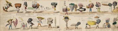 """Lot 559 - Crystal Palace. The Great Exhibition """"Wot is to Be"""", by George Augustus Sala, 1850"""