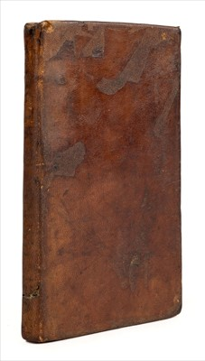 Lot 24-Evelyn (John). Navigation and Commerce, their Original and Progress, 1st edition, 1674