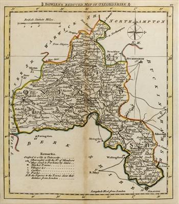 Lot 35-Bowles (Carington). Bowles's Pocket Atlas, 1785