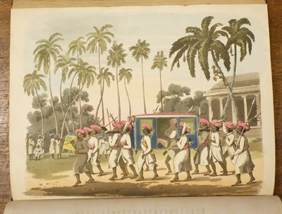 Lot 151 - Gold (Charles). Oriental Drawings: Sketched between the Years 1791 and 1798, 1806