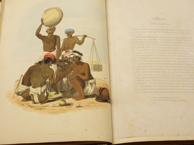 Lot 151-Gold (Charles). Oriental Drawings: Sketched between the Years 1791 and 1798, 1806