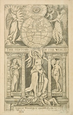 Lot 45 - Raleigh (Sir Walter). The History of the World, 1677