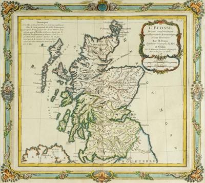 Lot 26-Scotland. Brion de la Tour (Louis), L'Ecosse..., 1766