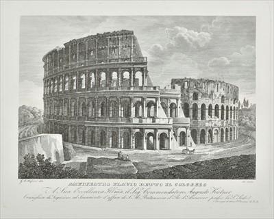 Lot 18 - Cottafavi (Gaetano). Raccolta delle Principale Vedute di Roma e suoi contorni, 1843