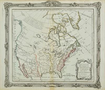 Lot 10 - Brion de la Tour (Louis). Atlas General, 1772