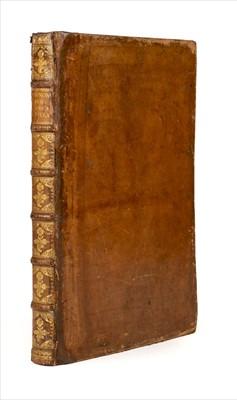 Lot 297 - Marinoni (J.). De astronomica specula domestica et organico apparatu astronomico ..., Vienna,  1746