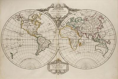 Lot 21 - De Vaugondy (Robert), Nouvel Atlas Portatif, 1795