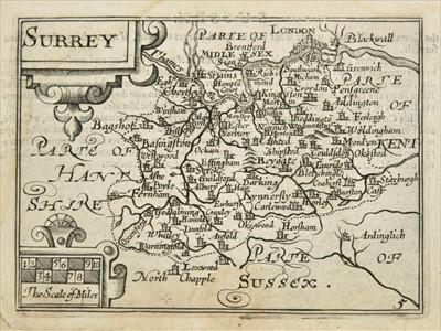 Lot 42-Speed (John). England, Wales, Scotland and Ireland..., 1627