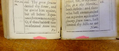 Lot 246-Donne (John). Devotions upon Emergent Occasions, 1st edition, 1624