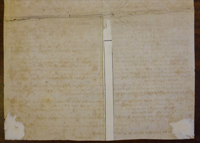 Lot 267-Levellers. The Womens Petition to General Cromwell, 1651, extremely rare