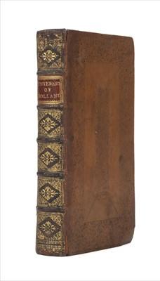 Lot 6-Court (Pieter de la). The True Interest and Political Maxims of the Republick of Holland, 1702