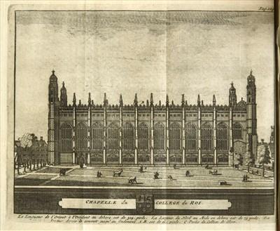 Lot 33-Beeverell (James). Les Delices de la Grand Bretagne & de l'Irlande, 10 volumes, Leiden, 1727