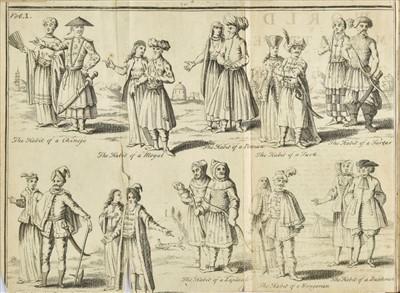 Lot 9-Fransham (John). The World in Miniature: or, the Entertaining Traveller, 1741