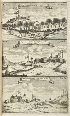 Lot 3-Bosman (Willem). A New and Accurate Description of the Coast of Guinea, 1705