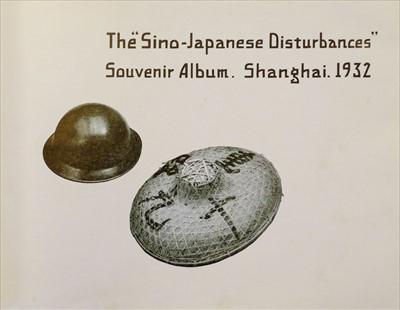 "Lot 30-""Sino-Japanese Disturbances'. Souvenir Album, Shanghai, 1932"